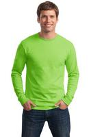 Ultra Cotton Long Sleeve Shirt 6.1oz